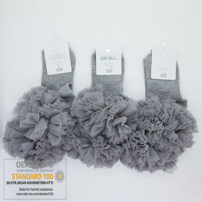 Picture of 5.01.0037 - GREY - 12 Pairs