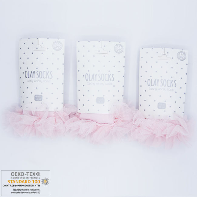 Picture of 9.01.0023 - PINK - 6 Pairs
