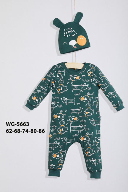 Picture of WG-5663A (62/86) - KHAKI