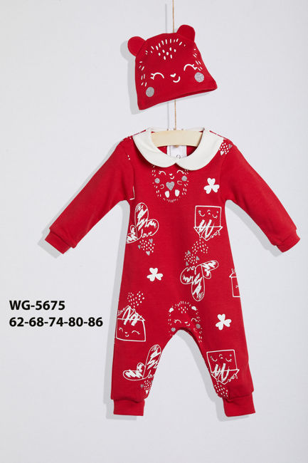 Picture of WG-5675 (62/86) - RED